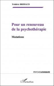 livre : Pour un renouveau de la Psychothérapie